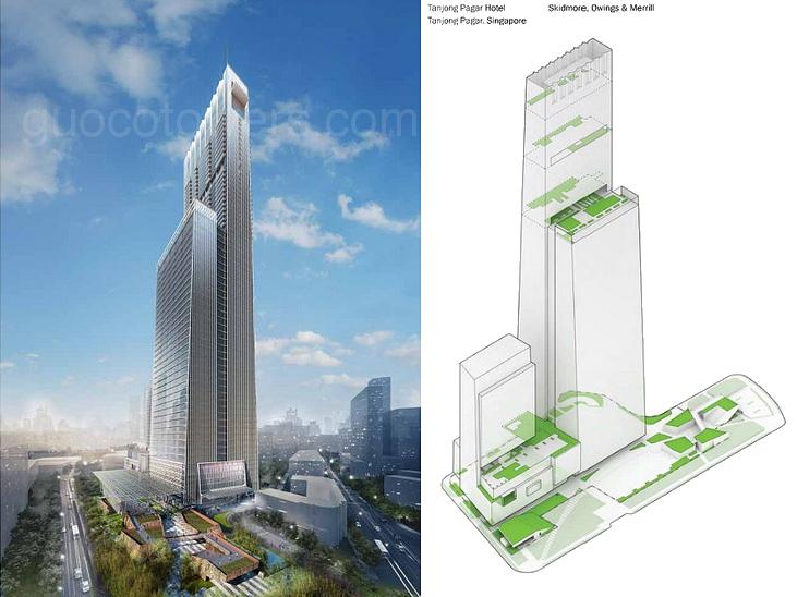TP180 Guoco Tower @ Tanjong Pagar Centre